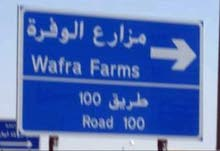للايجار ارض زراعية في الوفرة