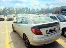Silver Mercedes Benz C 200 2003 for sale