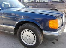 Mercedes Benz 300 SE made in 1986 for sale
