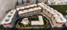 شقة 200م 3غرف 3حمام وريسبشن كبير بمقدم 25% وقسط يصل الي 60شهر