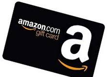 كروت امازون amazon gift card
