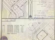 ارض للبيع في سيح غزالة هصاص