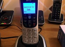 تليفونات لاسلكي جديد بالة