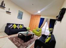 شقة غرفة وصالة للايجار
