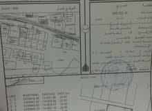 ارض للبيع سيح الزبيري 888 متر زاويه
