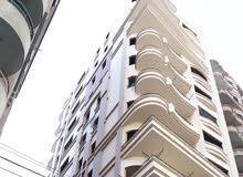 للبيع شقه 175 متر على الاحمر بشارع احمد ماهر الرئيسي بالمنصوره