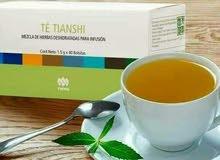 منتج شاي تعديل الشحم الدموي ومعجون أوريكير العشبي