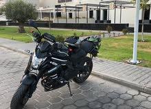 Kawasaki ER6N 2015