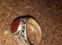خاتم فضه للبيع