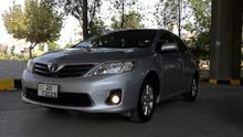 Used condition Toyota Corolla 2011 with  km mileage