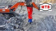 (MTB hydraulic breakers/Hammers (TURKEY