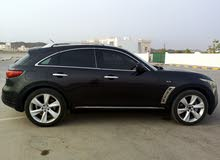 Available for sale! +200,000 km mileage Infiniti FX50 2009
