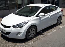 Hyundai Elentra 2012 Gcc 1.6L first owner