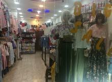 بوتيك وملابس للبيع شفا بدران بالقرب من مدرسة ام طفيل