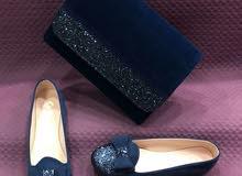 أحذية وجنط