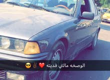 Grey BMW 320 1991 for sale