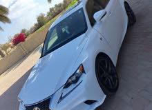 Gasoline Fuel/Power   Lexus ISF 2015