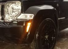Black Jeep Liberty 2012 for sale