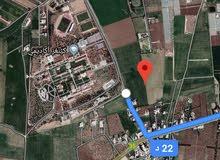 للبيع ارض 2800 م  في منجا سكن ريفي بجانب كينغز أكاديمي