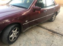 Automatic Maroon Mercedes Benz 1997 for sale