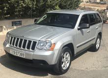 Jeep Grand Cherokee 2008 For sale - Silver color