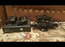 Xbox 360 slim Kinect..