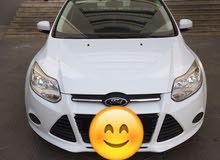 Ford Focus 2013 For sale - White color