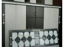 غرف نوم جديدة مع التركيب