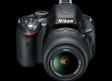 Nikon D5100 / Digital Full HD