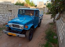 Manual Toyota 1981 for sale - Used - Tripoli city