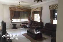 Khalda neighborhood Amman city - 280 sqm apartment for rent