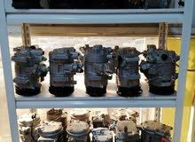 CAR A/C Parts   قطع غيار مكيفات سيارات