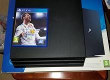 PS 4 pro 1 tera + PS 4 500 GB