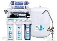 فلاتر مياه أمريكي النخب الأول والأفضل بالسوق اقسسسساااط ولكل الناس بدون دفعه أول
