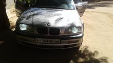 BMW 330 in Tripoli