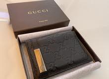 للبيع محفظة قوتشي Gucci اصلي
