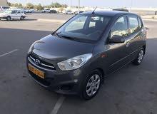 Hyundai i10 2012 For sale - Grey color