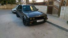 BMW 320 car for sale 1989 in Amman city