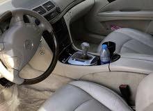 Automatic Mercedes Benz E 200 2005
