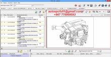 كتالوج قطع غيار مرسيدس 2019 Mercedes EPC EWA Parts Catalog