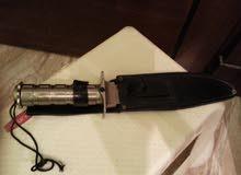 سكين للتخييم و الرحلات