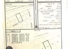 أرض زراعية+وحدة سكنية مقابل شركة ساسال مساحتها 5104 - عبري / الدريز