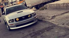 Silver Ford Mustang 2005 for sale