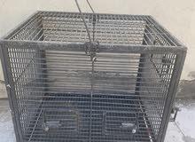 Heavy duty cage