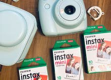 كاميرا فوجي أنستاكس ميني 9