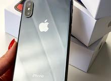 iphone X // 64 giga // جديد متبرشم ( نو اكتف )