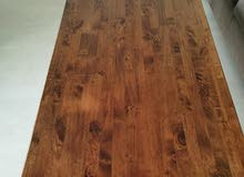 Wood table طاولة خشب تقيل