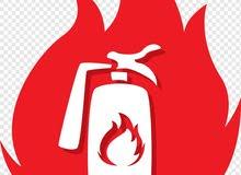 صيانة جميع اجهزة اطفاء الحريق بأسعار منافسة