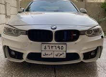 2016 BMW F30  3 series للبيع