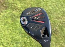 ping g410 #5 hybrid golf club